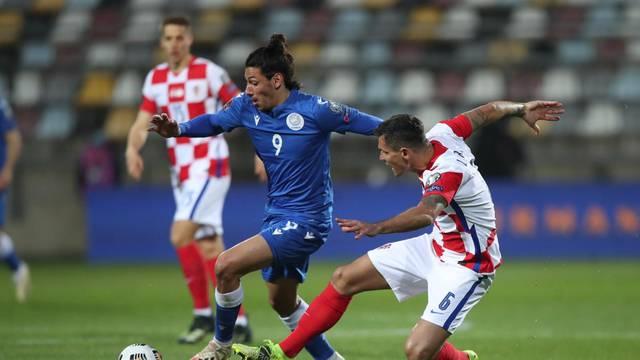 Hrvatska i Cipar sastali se u kvalifikacijama za Svjetsko prvenstvo