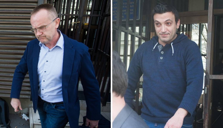 Afera SMS: Franjo Varga i Blaž Curić branit će se sa slobode