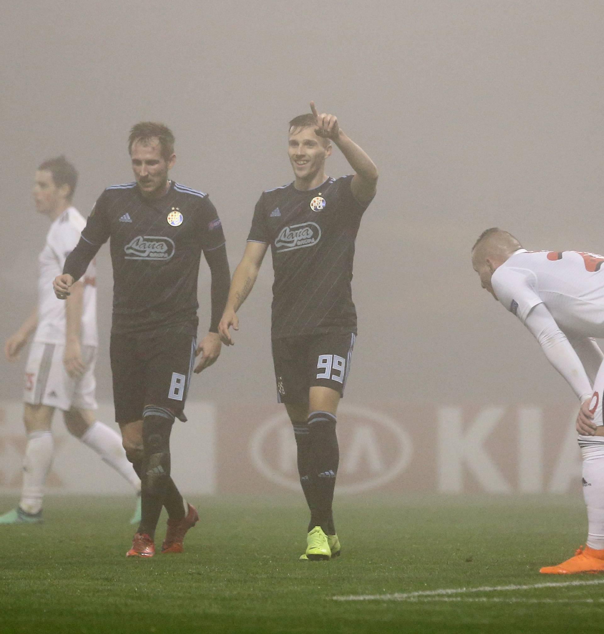 Europa League - Group Stage - Group D - GNK Dinamo Zagreb v Spartak Trnava