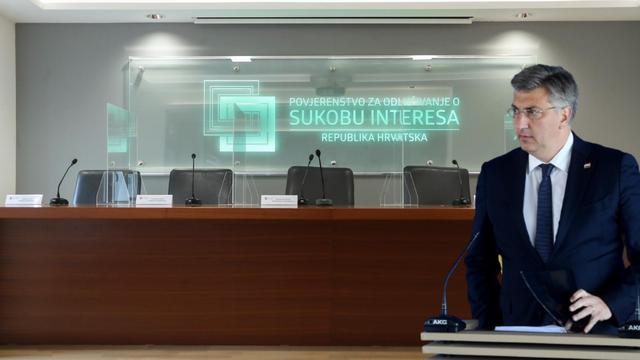 Povjerenstvo: 'Plenković nije utjecao na imenovanje savjetnice u veleposlanstvu'