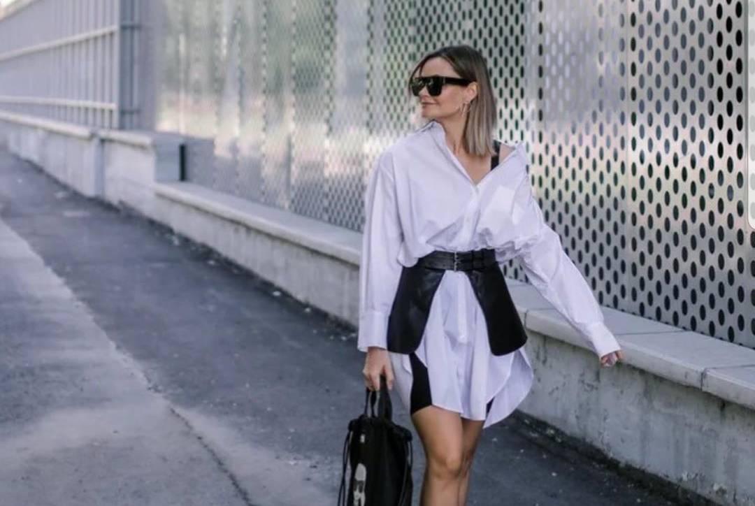 Crno-bijela stilska igra za ljubiteljice modne avangarde
