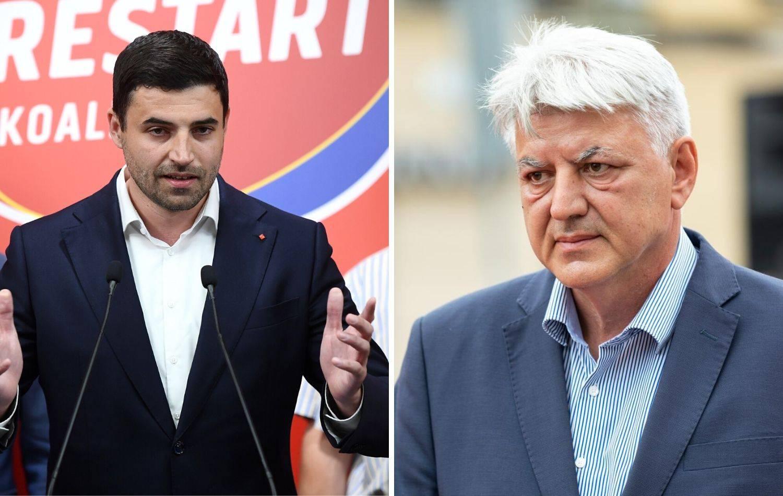 Bernardićeva ostavka: 'Izbori će biti u najkraćem roku, a Zlatko Komadina do tada vodi stranku'
