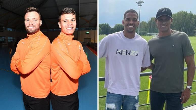 Svjetski raritet: Tata i sin Benko kao veliki Rivaldo i Rivaldinho
