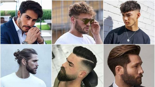 Top 12 muških frizura koje su ove godine bez dileme u trendu