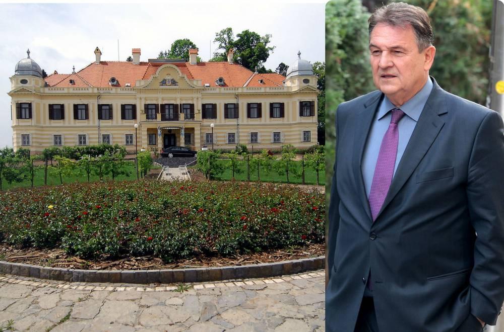 'Najveći uspjeh župana Čačića kupnja dvorca, balona i šatora'