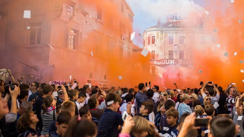 U savjetodavno tijelo Hajduka imenovano je 12 poduzetnika