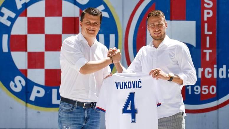 Vuković se vratio kući: Osjećaj je savršen, sad sam bolji igrač