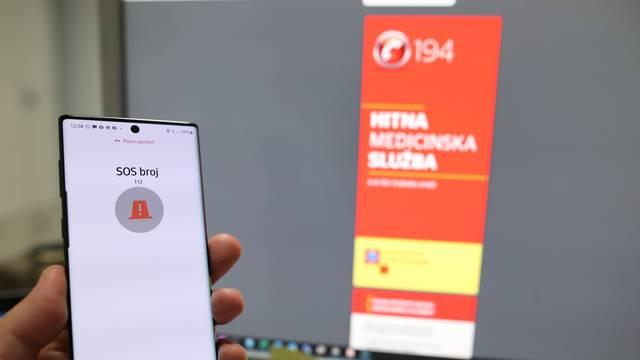 Sve fiksne telefonske linije zagrebačke Hitne pomoći trenutno nisu dostupne