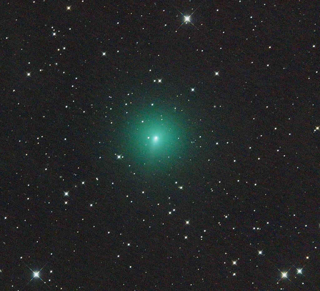 Nakon meteora,  dolazi nam i 'zeleni' komet: Obasjat će noć