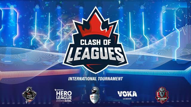 Clash of Leagues - novi paneuropski esport turnir s nagradom od 5.000 eura