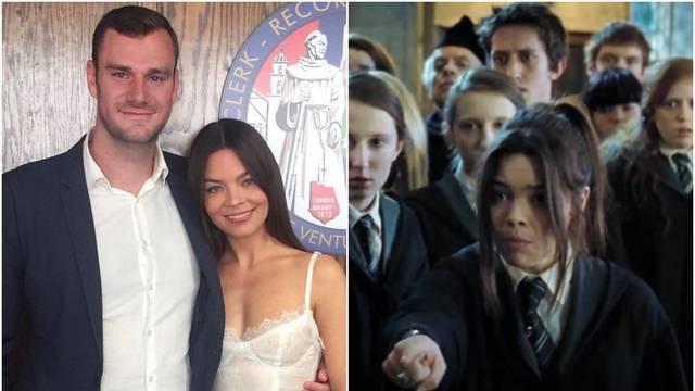 Sin Hugha Hefnera oženio je zvijezdu filma 'Harry Potter'