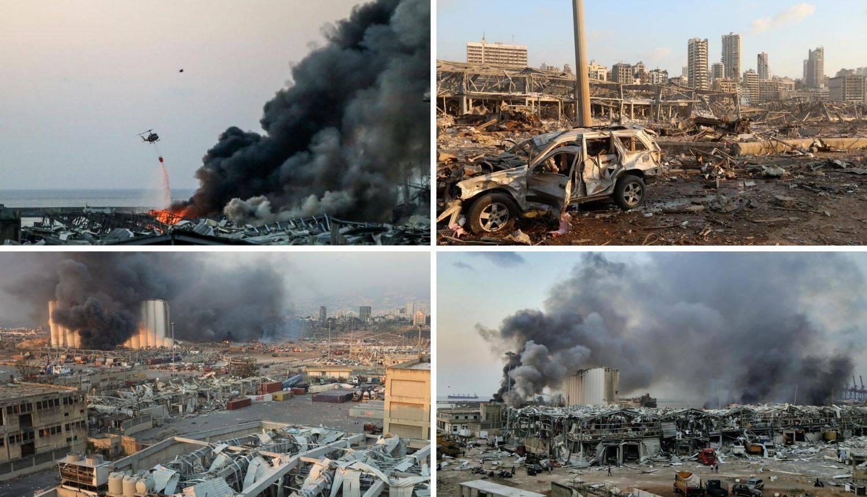 Libanonski čelnici dva tjedna prije eksplozije znali su da Bejrutu prijeti velika opasnost