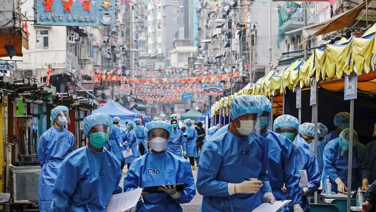 Kina kritizirala zahtjev SAD-a da opet istraže izvor korona virusa