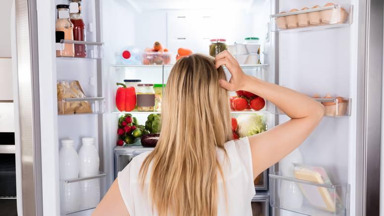 Najveće greške: Mlijeko nikad ne stavljajte u vrata hladnjaka