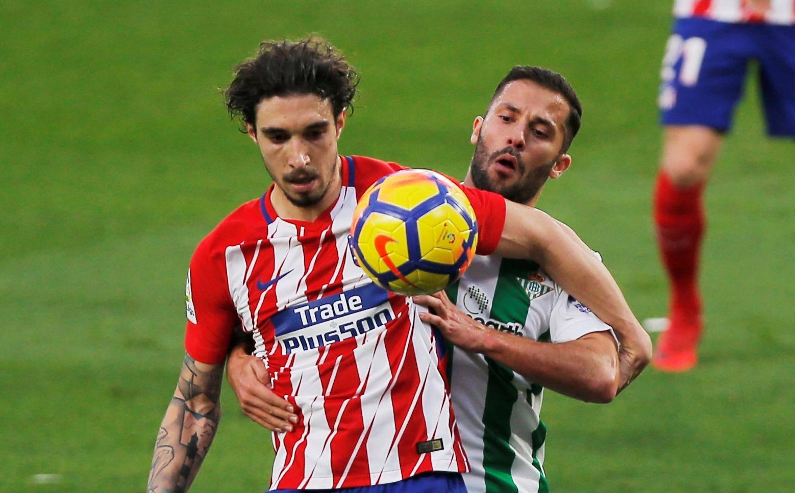 La Liga Santander - Real Betis vs Atletico Madrid