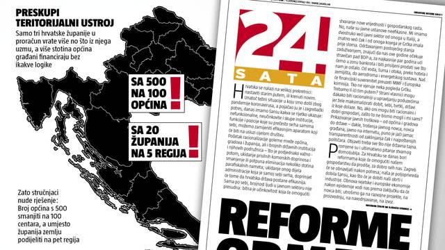 Hrvatska više ne može čekati. Trebamo reforme i to odmah!