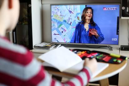 Nitko Nije Dosao U Skolu Svi Gledali Nastavu Na Televiziji 24sata