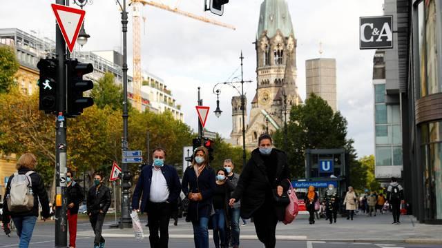 The outbreak of the coronavirus disease (COVID-19), in Berlin