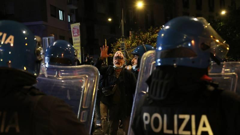 Prosvjedi u Italiji: U Milanu su bacili Molotovljeve koktele, a u Torinu razbijali izloge trgovina