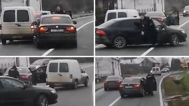 Vozač bez ruke opet vozio pijan: Uhvaćen kad je zapeo u kanalu