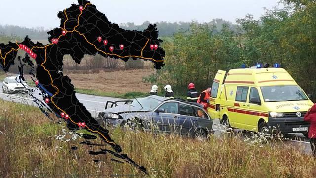 Na cestama smrti od početka godine poginulo je 238 ljudi