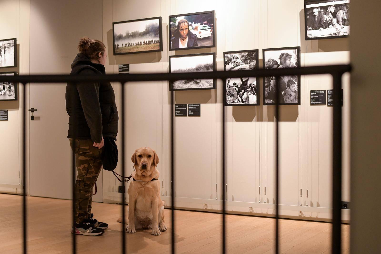 Oni će biti nečiji anđeli čuvari, pa moraju posjetiti i - muzeje
