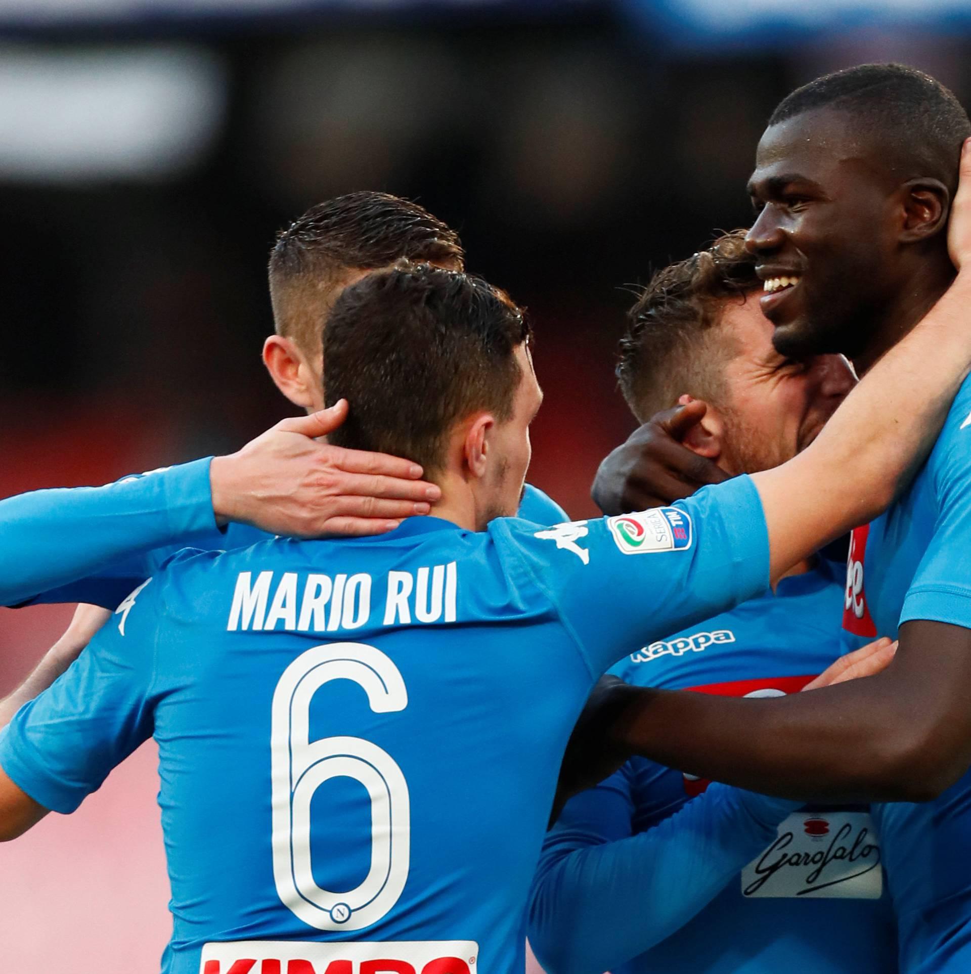 Serie A - Napoli vs Hellas Verona