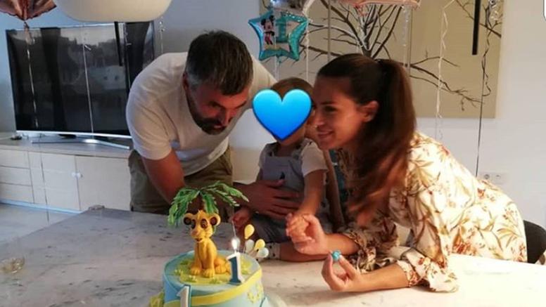 Nives i Goran Ivanišević slave rođendan sina: Naš mali kolačić