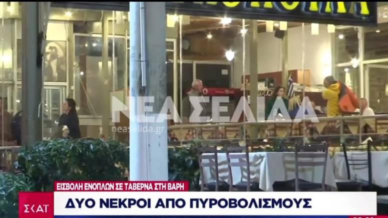 U restoranu u Ateni ubili vođe crnogorskog kriminalnog klana