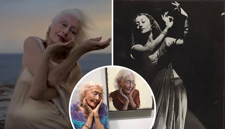 Ova plesačica ima 105 godina: 'Ne planiram otići u mirovinu'