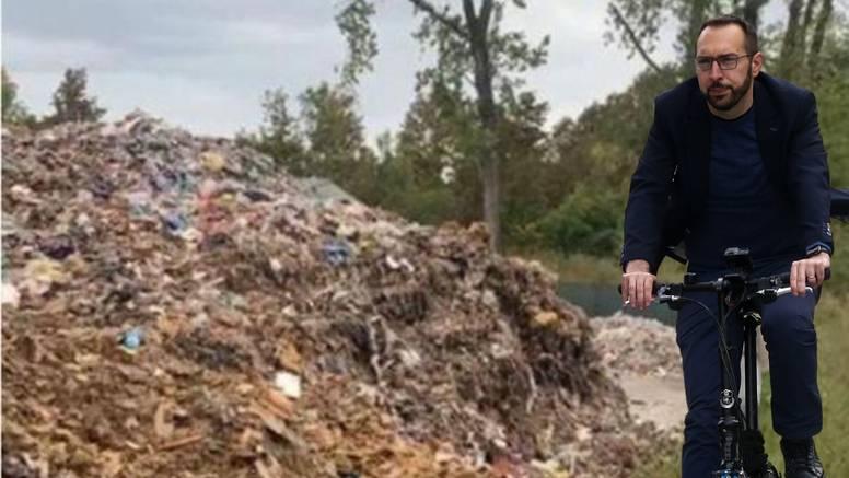 Dali posao tvrtki iz Siska koju su kaznili zbog previše smeća. Otpad će vraćati na Jakuševec