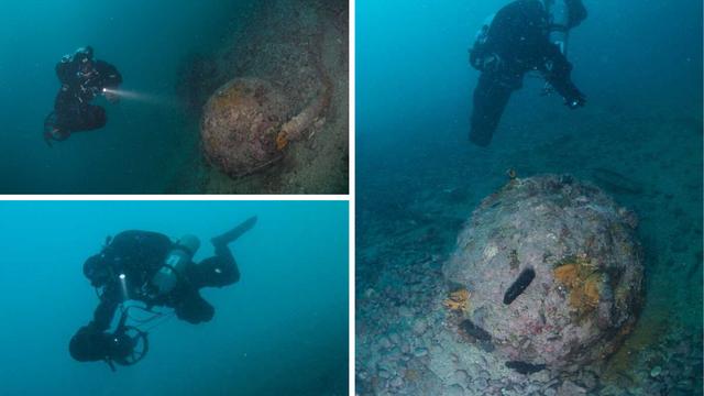 Na plaži u srcu Rijeke pronašli minu s čak 150 kg eksploziva