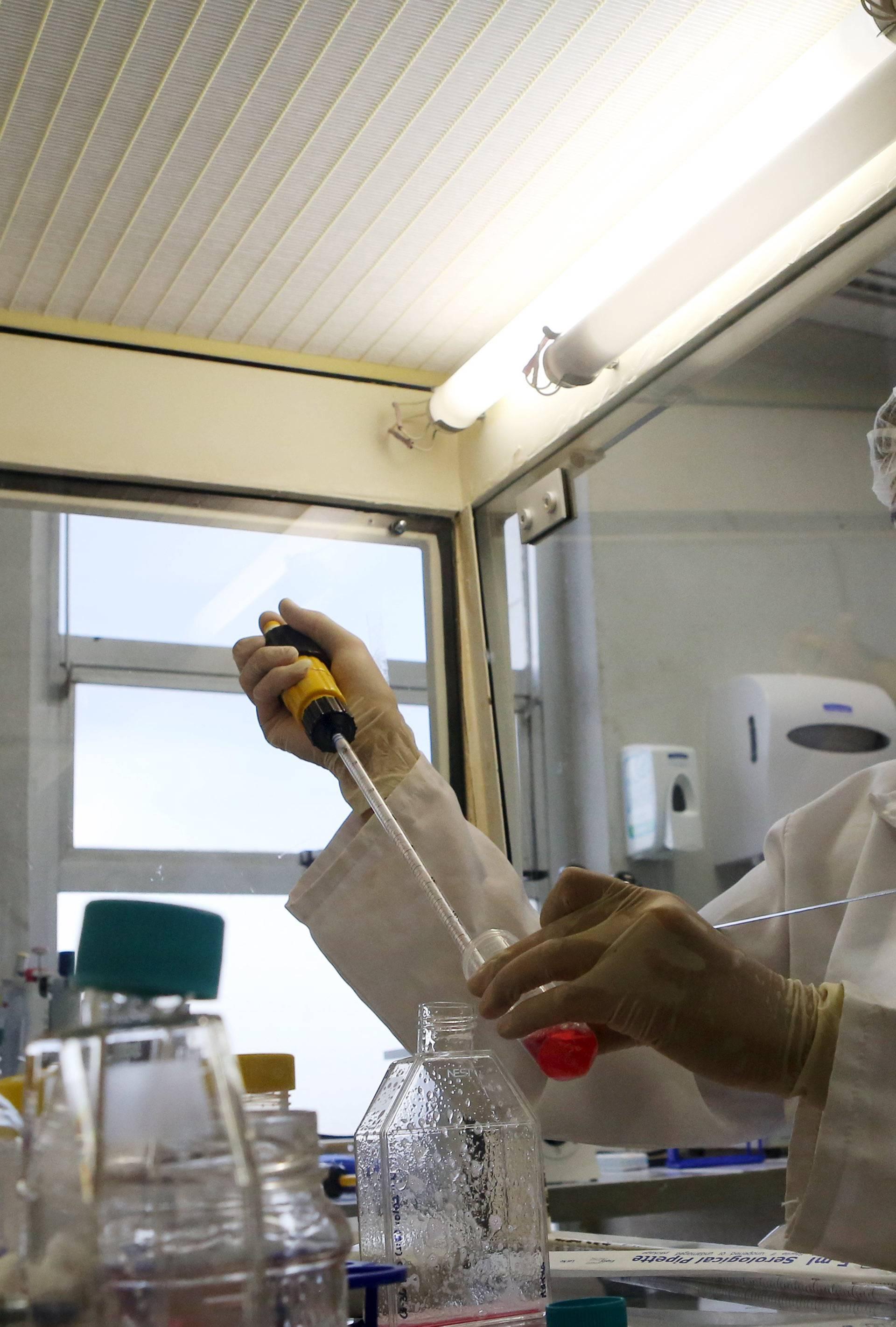 Kakav poklon: Prototip cjepiva protiv ebole 100% je učinkovit