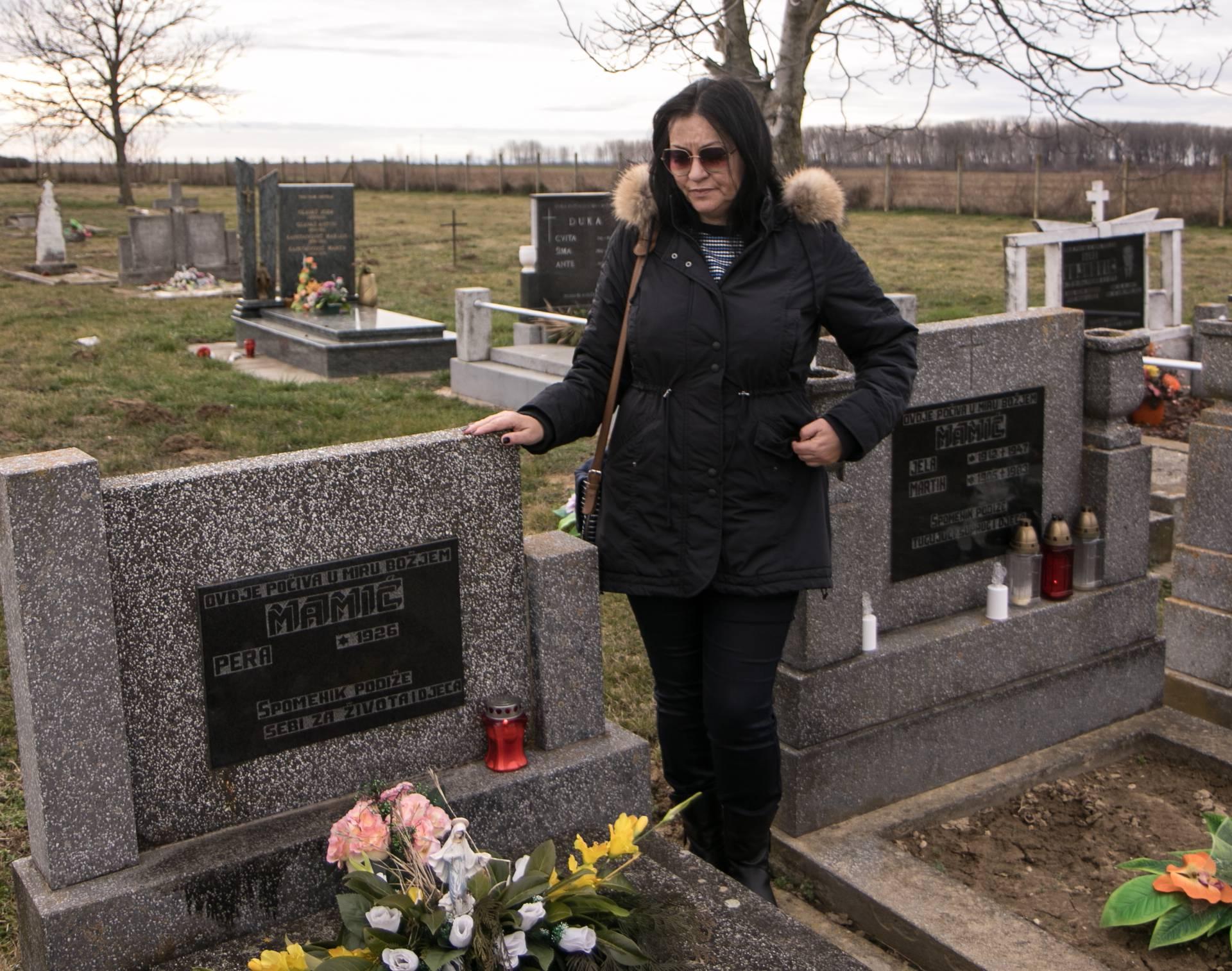 'Mamu su četnici u Tenji ubili samo zato što je bila Hrvatica'