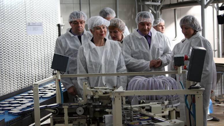 Otvorila sajam sira: Moramo stvoriti prepoznatljivi brend