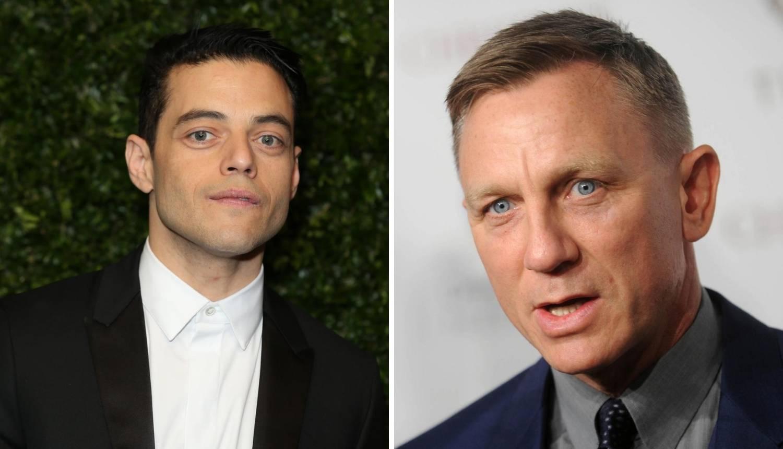 Stiže novi film o James Bondu, a negativca glumi Rami Malek