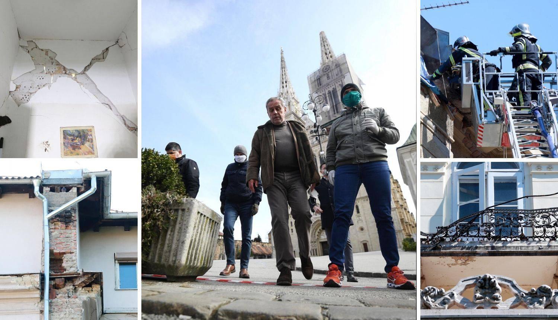 Evo vam 140 mil. kn za obnovu Zagreba. A dalje kako Bog da...