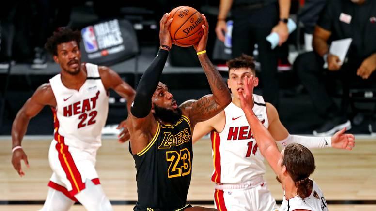 LA Lakersi poveli 2-0 u finalu