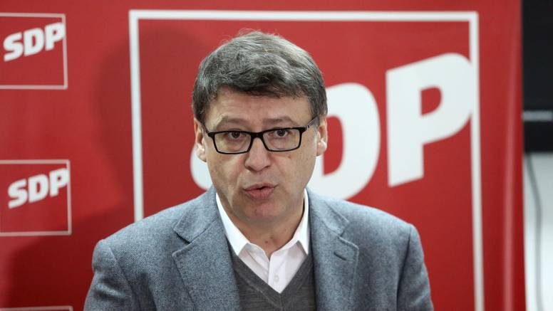 Jovanović: Pridružite nam se u borbi protiv HDZ-ove korupcije