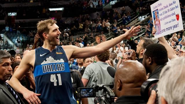 San Antonio Spurs - Dallas Mavericks