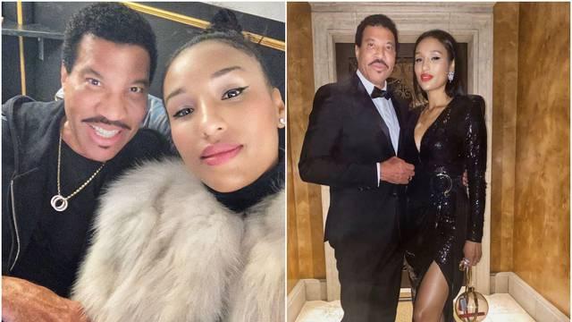 Fanovi ne mogu vjerovati da je cura (30) Lionela Richieja (71) mlađa od njegove kćeri (39)