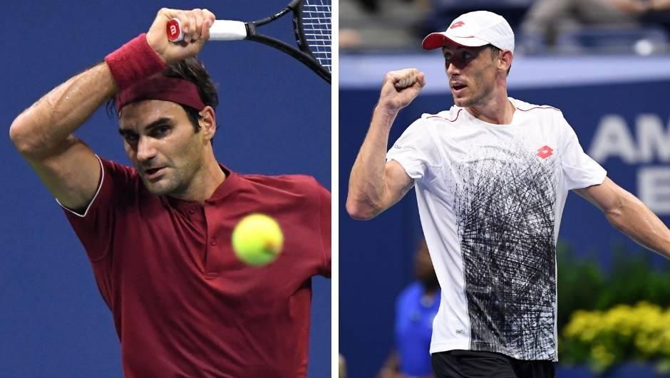 Šok! Australski autsajder je izbacio Federera s US Opena