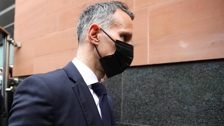 Giggs se pojavio na sudu: Nisam kriv, sprat ću ljagu s imena...