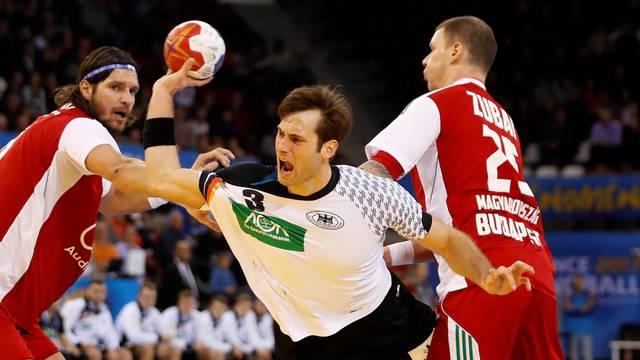 Men's Handball - Germany v Hungary - 2017 Men's World Championship Main Round - Group C