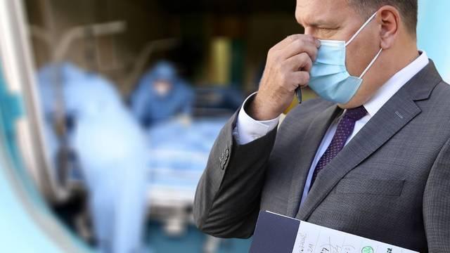 Beroš poslao inspekciju, osoblje KB Dubrava se žali na uvjete: 'Malo nas je, nema ni lijekova'