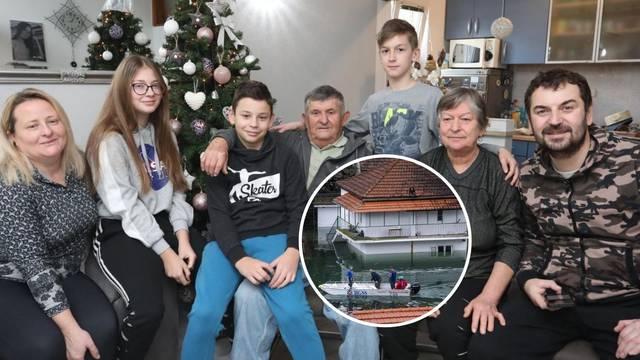 Baka iz Kokorića i unuci zajedno za Novu godinu: 'Hvala Bogu, najbitnije je da smo sad svi tu'