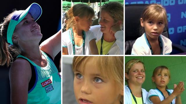 Clijsters ju je vodila za rukicu, sad je ušla u finale Melbournea