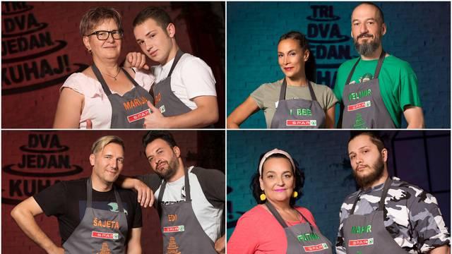 Najbolji su prošli dalje: Fatima, Banfić, Šajeta i dalje kuhaju...