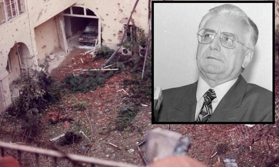 Krvnik koji je raketirao Banske dvore gađao je civile u Gospiću