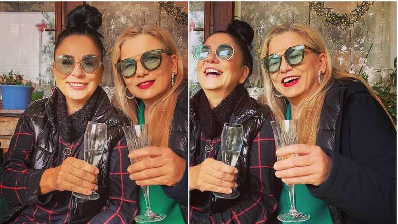 Alka Vuica je pokazala sestru Tamaru: 'Nevjerojatna sličnost'